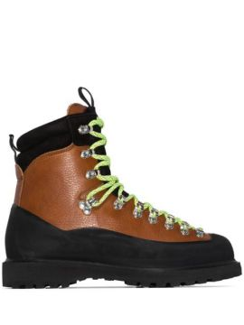 Everest Leather Hiking Boots - Diemme