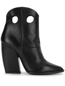 Ankle Boot Mica Western - Pierre Hardy