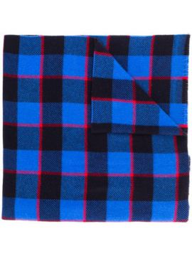 Checked Winter Scarf - Acne Studios