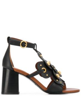 Studded 70mm Sandals - See By Chloé