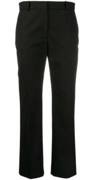 Straight Cropped Trousers - Joseph