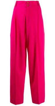 High-rise Straight Trousers - Alysi