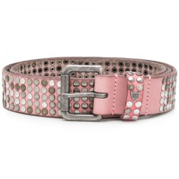 Studded Logo Belt - Htc Los Angeles