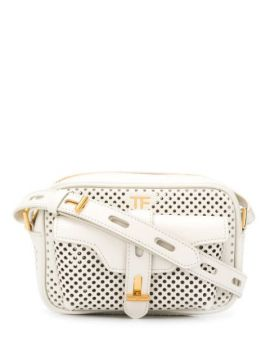 Perforated Crossbody Bag - Tom Ford