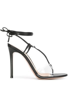 Wrap Ankle Sandals - Gianvito Rossi
