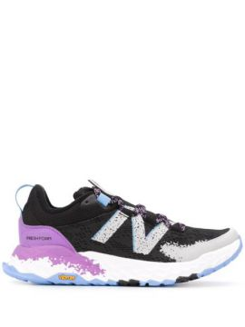 Colour Blocked Low Top Sneakers - New Balance