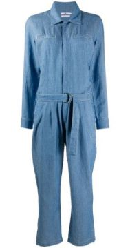 Utility Denim Jumpsuit - 7 For All Mankind