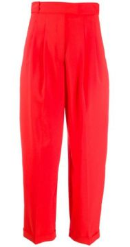 High-waisted Wide Leg Trousers - Boon The Shop