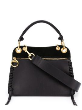 Whipstitch Panelled Tote Bag - See By Chloé