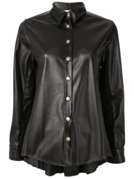Perforated Shirt - Cédric Charlier