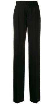 High-rise Straight Leg Trousers - Dsquared2