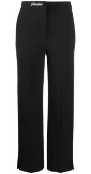 High-rise Tailored Trousers - Frankie Morello