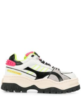Grand Prix Chunky Sole Sneakers - Eytys
