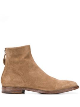 Nottingham 20mm Ankle Boots - Moma