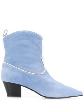 Ankle Boot Com Salto 55mm - Lautre Chose