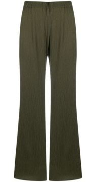 High-rise Flared Trousers - áeron