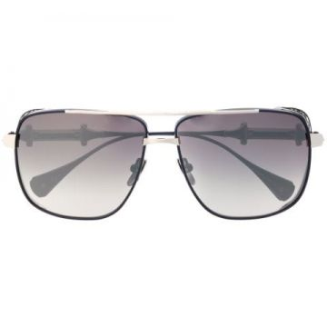 Chivaly Square Oversized Sunglasses - Eque.m