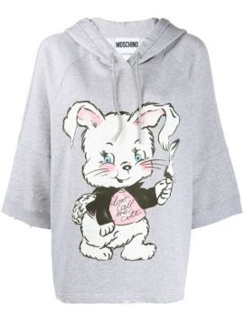 Dont Call Me Cute Hoodie - Moschino