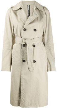 Belted Trench Coat - Dsquared2
