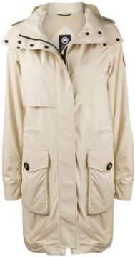 Cavalry Hooded Trench Coat - Canada Goose