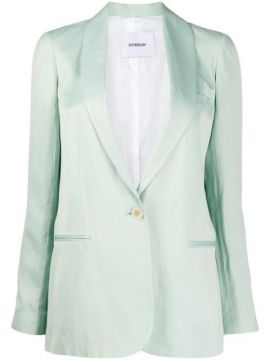 Relaxed Fit Blazer - Dondup