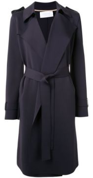Soft Trench Coat - Harris Wharf London