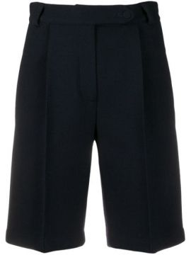 High-waisted Tailored Short - Styland