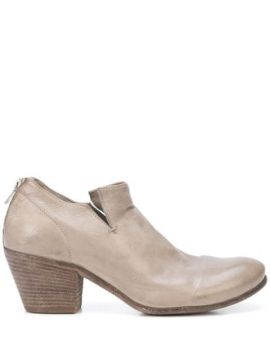 Giselle Ankle Boots - Officine Creative