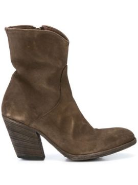 Cowgirl Ankle Boots - Officine Creative
