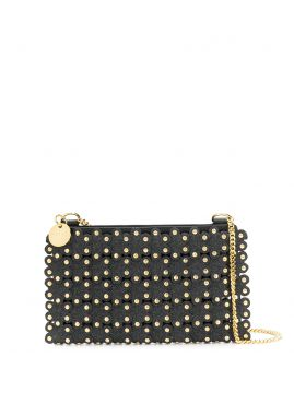 Red(v) Flower Puzzle Cross-body Bag - Red Valentino