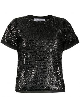 Swift Sequin Embroidered Top - In The Mood For Love