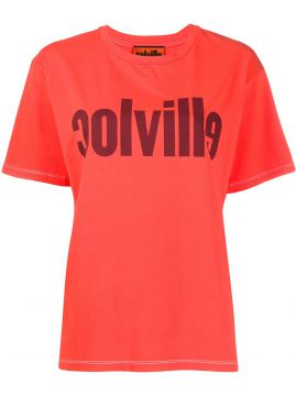 Logo Print Cotton T-shirt - Colville