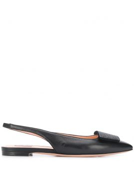 Pointed Slingback Pumps - Bally