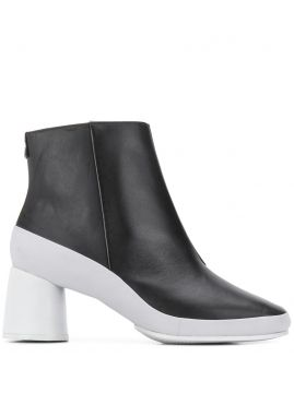 Upright Two-tone Boots - Camper