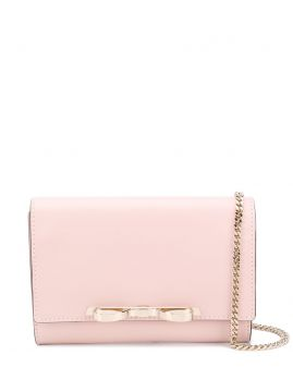 Red(v) Sandie Clutch - Red Valentino