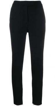 Zipped Hem Tapered Trousers - Tom Ford