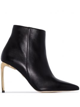Magalie 90mm Ankle Boots - Charles Jourdan