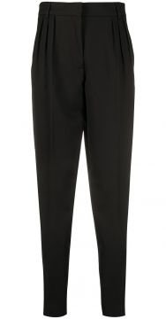Pleated Tapered Trousers - Acne Studios