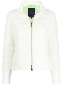 Zipped-up Jacket - Fay