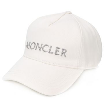 Logo-embroidered Baseball Cap - Moncler