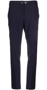 Mid-rise Tapered-leg Trousers - Fay