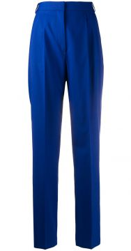 Klein High-rise Tapered Trousers - Joseph