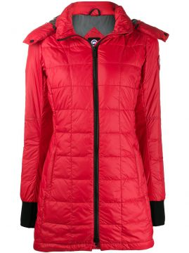 Ellison Hooded Quilted Parka - Canada Goose