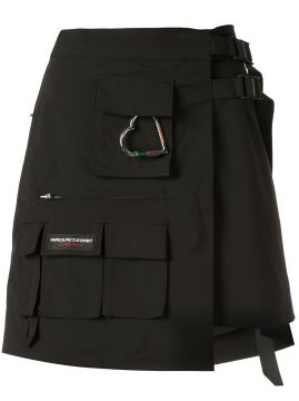 Multi-pocket Skirt - Ground Zero