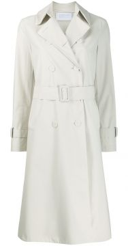 Mid-length Trench Coat - Harris Wharf London