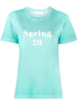 Crew Neck spring 20 T-shirt - See By Chloé