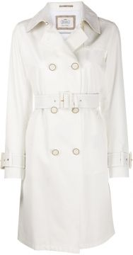 Double-breasted Trench Coat - Herno