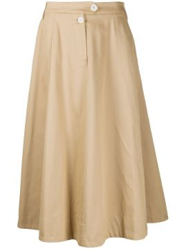 A-line Midi Skirt - Hilfiger Collection