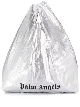 Logo-print Shopping Bag - Palm Angels