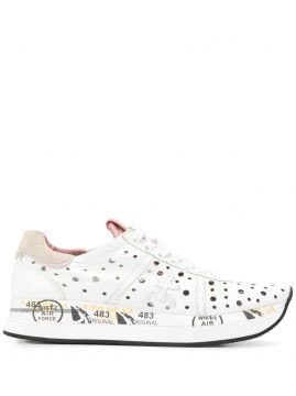 Conny Perforated Sneakers - Premiata